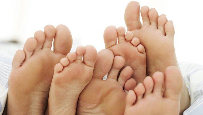 Estas navidades… ¡cuidado con la salud de tus pies!