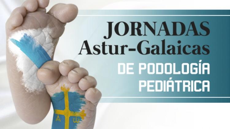 22 y 23 de abril Jornadas Astur-Galaicas de Podología Pediátrica