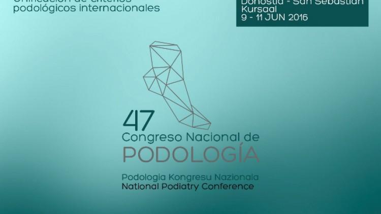 El Congreso Nacional de Podología adelanta sus fechas al mes de junio en su 47 edición